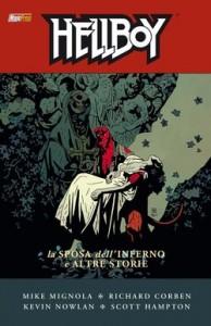 Mignola & Co. per sette pasticcini di sangue e ossa: ecco a voi il nuovo Hellboy - hellboy_v.11-194x300