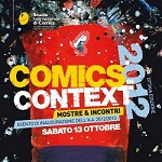 Massimiliano Frezzato al Comics in Context 2012