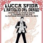 Long Wei - 龙威 vi aspetta a Lucca
