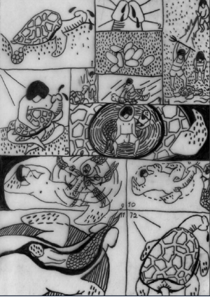 L'invasione cinese declinata a fumetti da Canicola