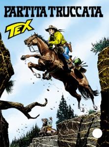 Tex #624 - Partita Truccata (Faraci, Del Vecchio)_BreVisioni