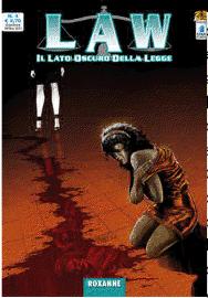 In arrivo il quarto numero della serie Law edita dalla Star Comics
