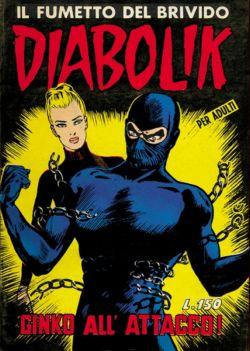 Essential 11: le migliori copertine di Diabolik secondo l'Astorina