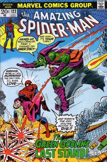 Spider uomo morte e datazione
