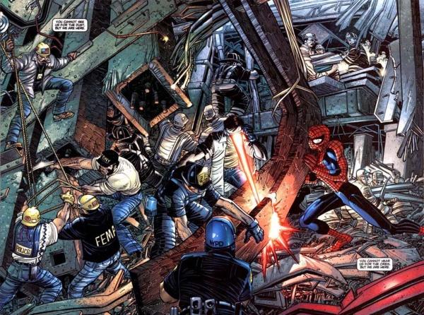 Spider-Man 50°: il ragno è chi il ragno fa