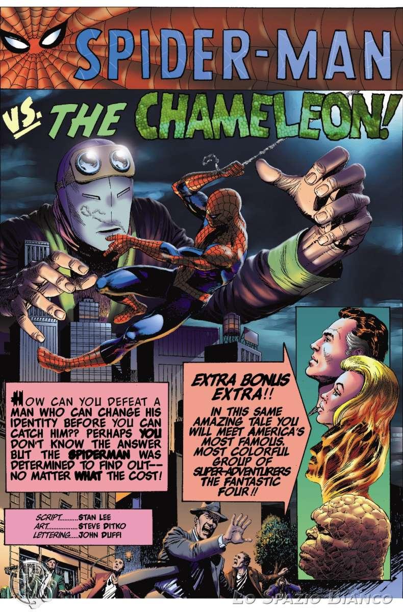 Amazing Spider-Man n.1 Pag. 15 (Claudio Villa)