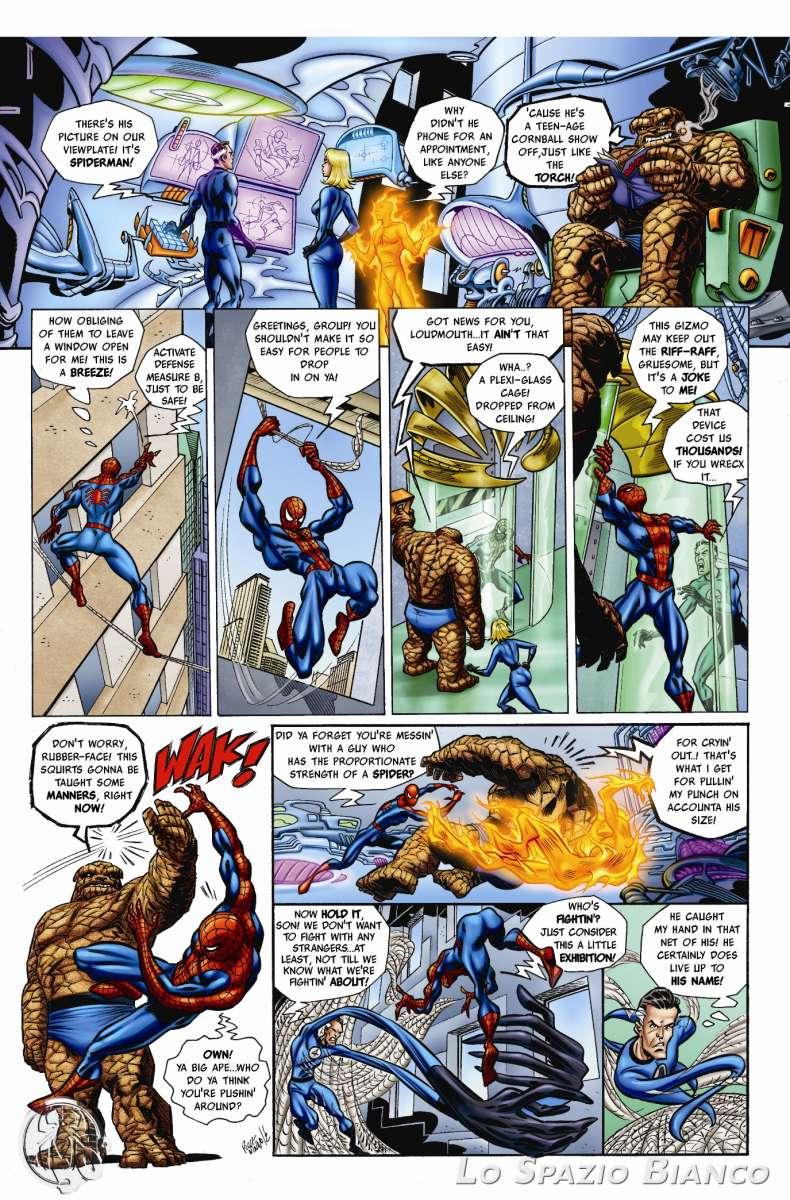 Amazing Spider-Man n.1 Pag.17 (Giuliano Piccininno)