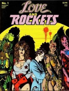 Apologia della fluidità: qualche riflessione su Love and Rockets e su Jaime Hernandez