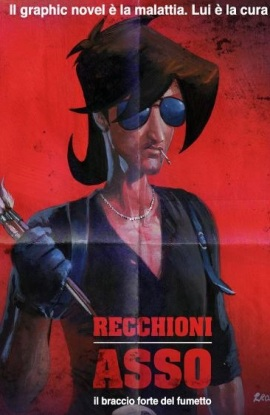 Asso, ovvero l'iperbolica manifestazione mortale di Roberto Recchioni