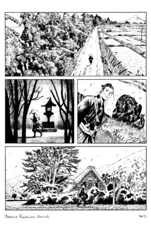 La redenzione del samurai: un nuovo inizio per Roberto Recchioni
