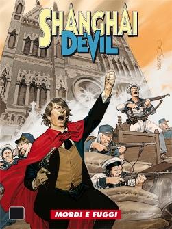 Shangai Devil #14 (Manfredi, Nespolino)