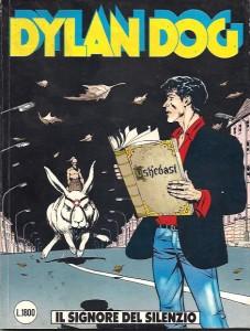 Dylan Dog e la filosofia in un saggio di Roberto Manzocco