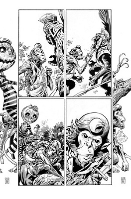 FABLES_108_09_inks2_Recensioni