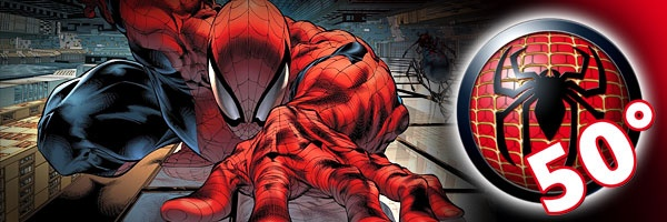 SM50: Peter David, Spider-man e il reale