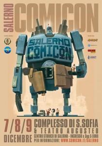 Dal 7 dicembre la seconda edizione del Salerno COMICON_Notizie