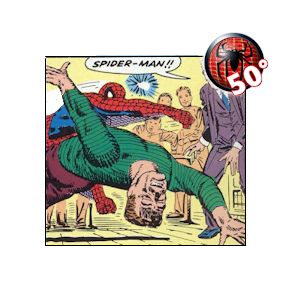 SM50: Spider-Man Year Zero
