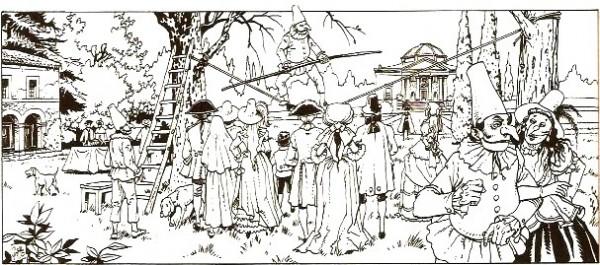 Giacomo C.  #1– La caduta dell'angelo (Dufaux, Griffo)