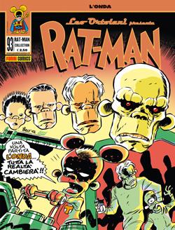 Rat-Man #93 - L'Onda (Ortolani)
