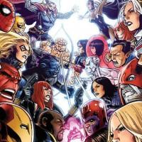 Avengers vs X-Men #1 (Bendis, Aaron, Romita Jr.)