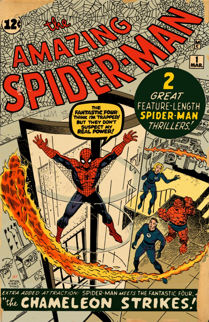 SM50: Amazing Spider-Man #1
