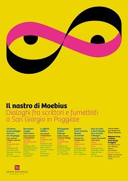 Il nastro di Moebius, dialoghi fra scrittori e fumettisti a San Giorgio in Poggiale