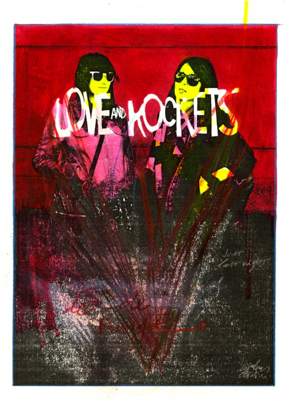 Love and Rockets turns 30: gli omaggi