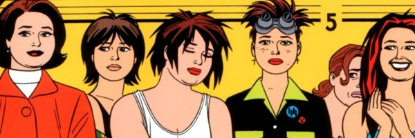 Love and Rockets turns 30