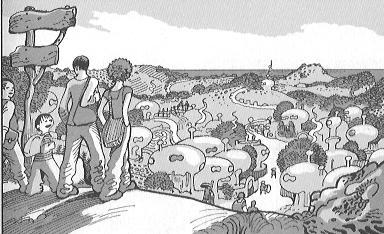 Sul pianeta perduto di Antonio Serra e Paolo Bacilieri