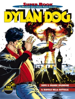 Dylan Dog contro gli scienziati pazzi