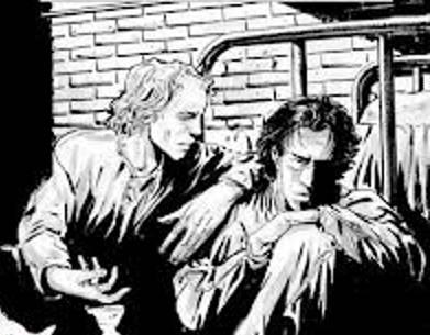 Speciale dr. Morgue - L'ospite d'inverno (Porretto, Mericone, Bonanno, Camoriano)