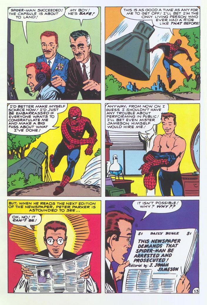 Amazing Spider-Man n.1 Pag.13 (Onofrio Catacchio)