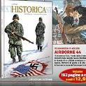 Mondadori lancia Historica, la grande Storia narrata dai capolavori a fumetti.