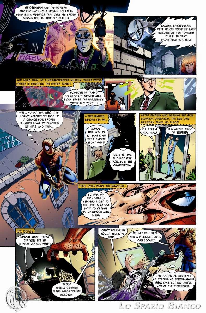 Amazing Spider-Man n.1 Pag. 20 (Fabio Ramacci)