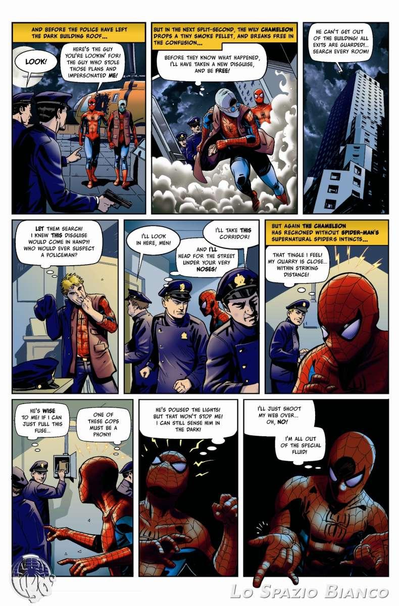 Amazing Spider-Man n.1 Pag. 23 (Luca Maresca)