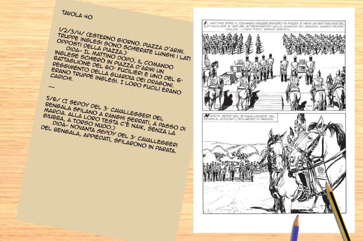 Anteprima da Le Storie Bonelli: La Rivolta dei Sepoy