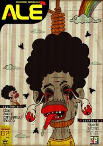 Online il secondo numero del free-magazine Alè - Il Magazine Individuale