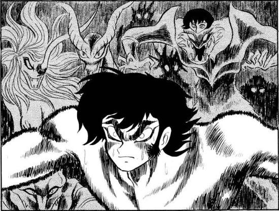 SPECIALE: Devilman, 40 anni di orrore