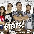 Arriva STRIPS! La prima web sitcom italiana ambientata in fumetteria.