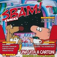 E' uscito il nuovo numero di Sbam! Comics