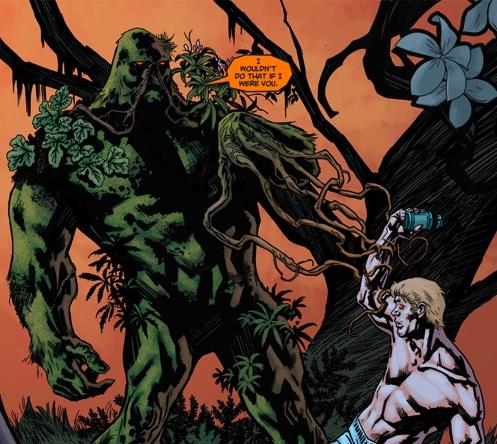 Swamp Thing #1 – Il mio corpo risorga (Snyder, Paquette, Ruby)