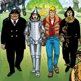 Almanacco del Mistero 2013 - I cavalieri di Oz (Castelli,Orlandi)
