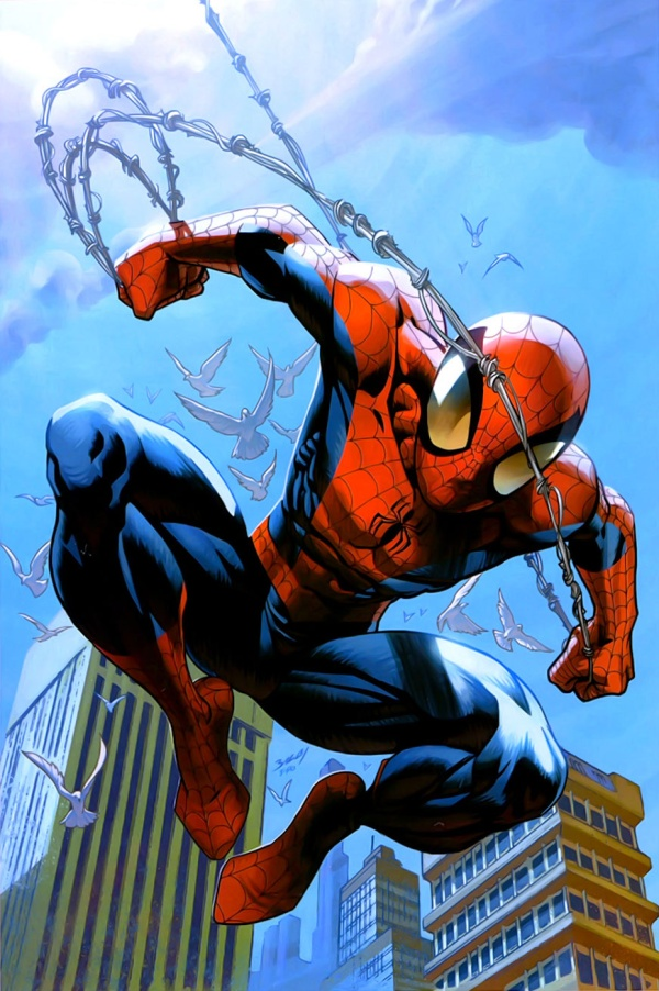 Interview with Mark Bagley_Interviews
