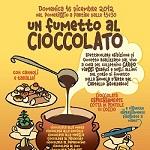 Domenica 16 dicembre: un fumetto al cioccolato