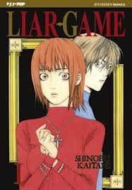 Liar Game #1 (Kaitani)   Shinobu Kaitani Liar Game JPop