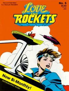 Love and Rockets - Una questione di formato