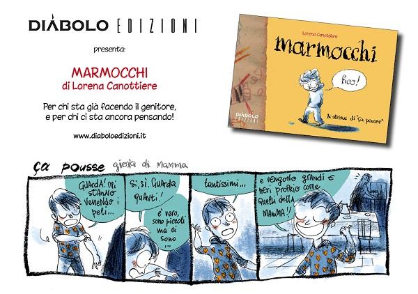 Diàbolo Edizioni presenta: Marmocchi di Lorena Canottiere_Notizie