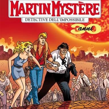 Martin Mystère #324 - La Fine del Mondo (Mignacco, Tuis)