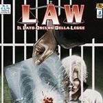 In edicola il penultimo capitolo della mini-serie Law edita dalla Star Comics