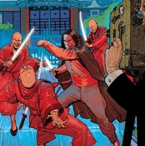 Shanghai Devil #15 (Manfredi, Raffaelli)