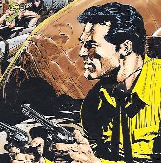 Tex #626 – Tra il cielo e l'inferno (Ruju, Ortiz)